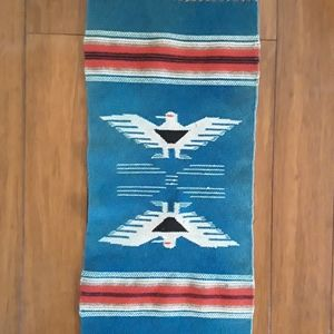 Native American decorative throw or table …